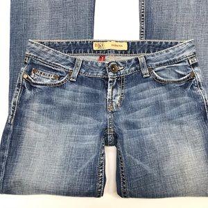 BKE Sabrina Bootcut Stretch Jeans - 27